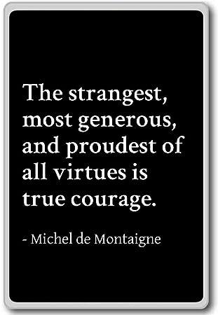 Amazoncom The Strangest Most Generous And Proud Michel De