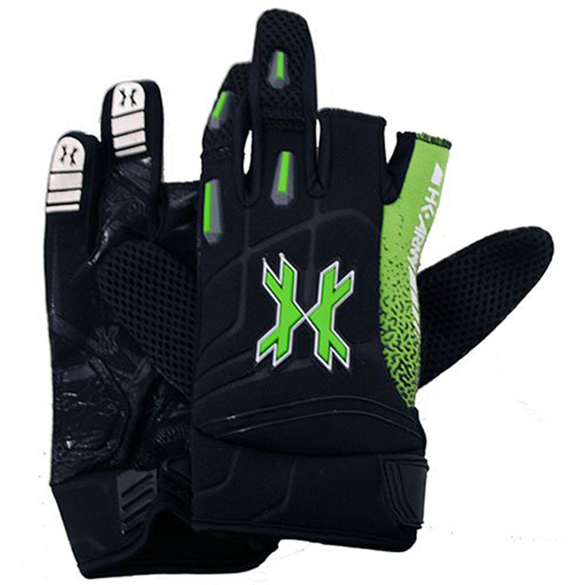 HK Army Paintball 2014 Pro Gloves (Slime, X-Large) by HK Army