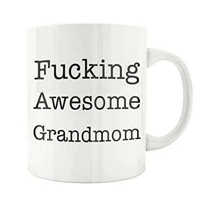Amazon Grandmom Grandma Mug Mothers Day Gift Baby Shower Best