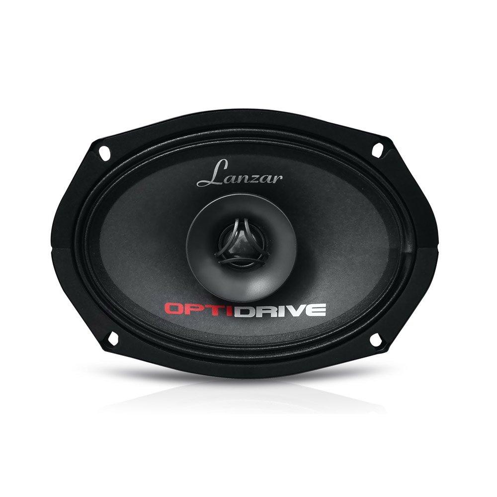 Lanzar OPTI2698 Opti-Drive Pro Series 6 x 9 Inches 1200 Watt Coaxial Full Range 8 Ohm Speaker Sound Around