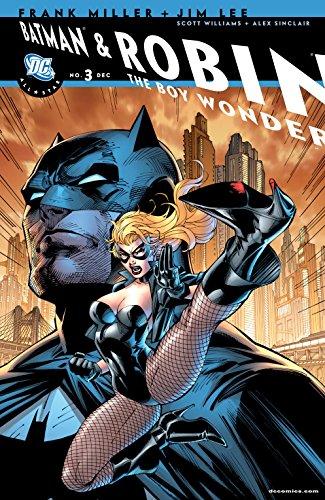 All-Star Batman and Robin, The Boy Wonder (2005-) #3 ()