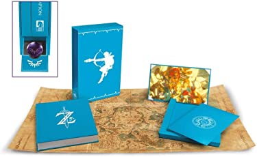 The Legend of Zelda: Breath of the Wild-Creating a Champion Hero's Edition