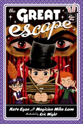 The Great Escape (Magic Shop Series) (Great Magic Tricks)