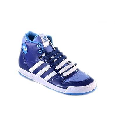 buy online 570ee d03a3 adidas midiru court mid W Herrenschuhe blau basket Blu, 42,5