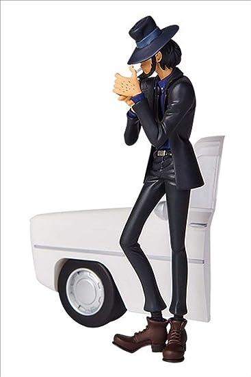 Figure Statue Daisuke JIGEN 16cm Lupin III Camisa Morada ...