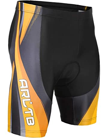 c104c507daa Arltb Bike Shorts Men s Gel Padded Cycling Shorts Biking Bicycle Bike Pants  Half Pants