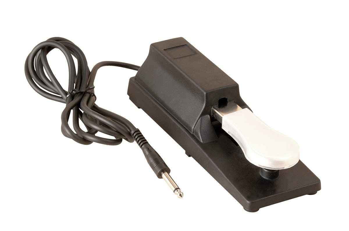 On Stage KSP100 Universal Sustain Pedal On-Stage Stands
