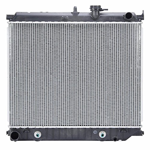 Klimoto Brand New Radiator fits Chevrolet/GMC Colorado Canyon 2004-2012 2.8L 2.9L L4 3.5L 3.7L L5 GM3010455 15120862 15199308 CU2707 RAD2707 ()