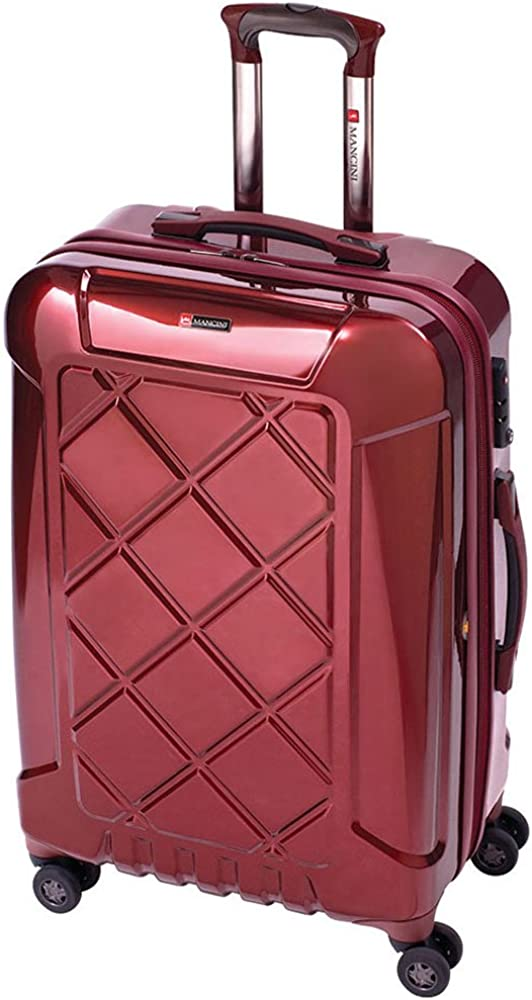 M Tech4 24 Hardsided Spinner Suitcase Color Bronze