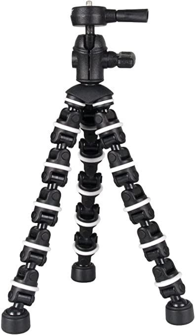 BiG Digital 13-Inch BENDIPOD Flexible Tripod for Point and Shoot cameras compact system cameras