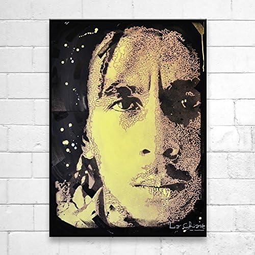 Kunstbruder Bob Marley by La Chiave - Bruja Artificial Tamaños ...