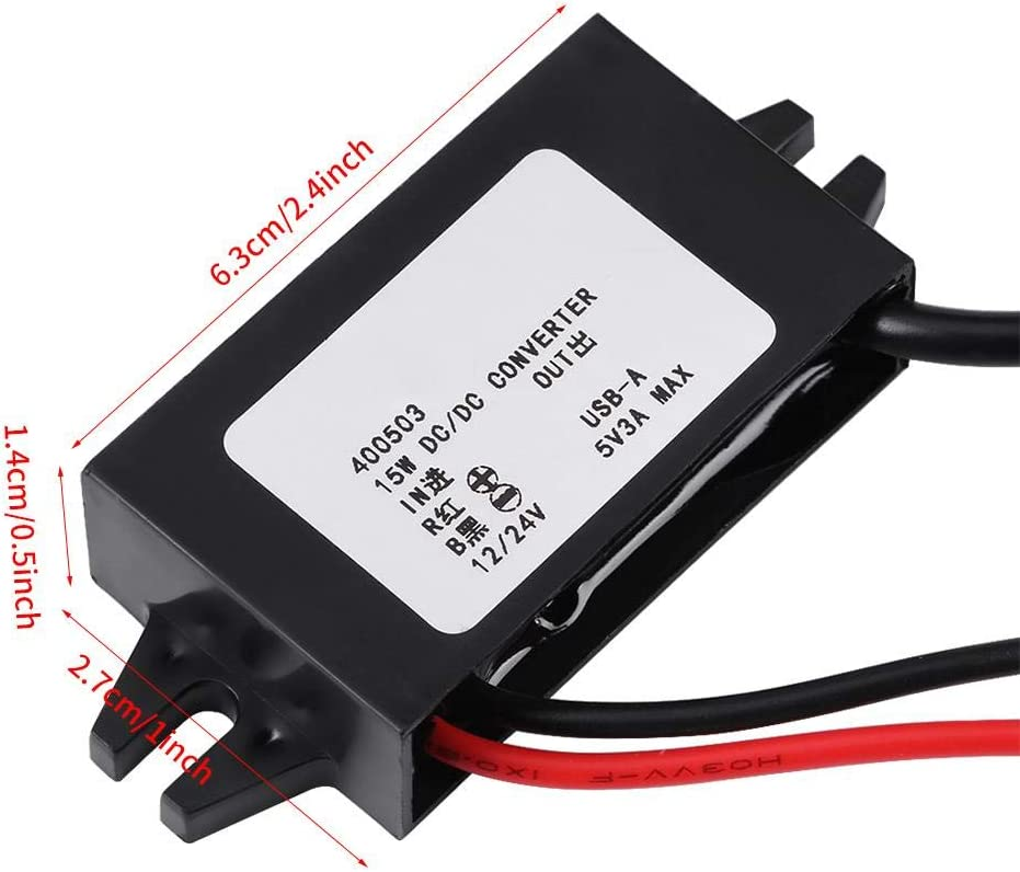 Haofy Dc Dc Buck Adapter 12 V Elektronik
