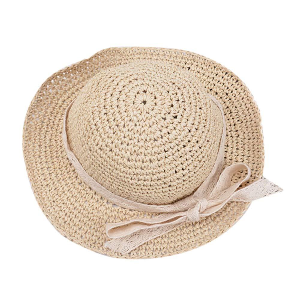 f0bc160d6 Amazon.com: Summer Beach Sun Hats Clearance!Quaanti Women Packable ...