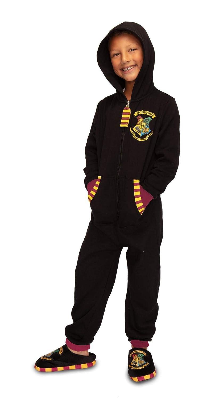Harry Potter Hogwarts Crest Kids All-in-One Romper Onesie