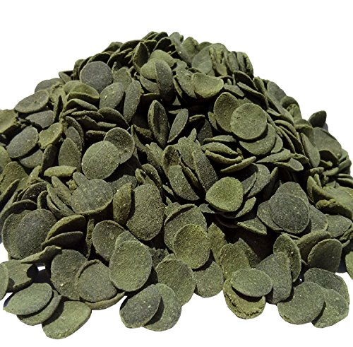 Wafers of Spirulina & Algae, AFI Wafers 1-lb