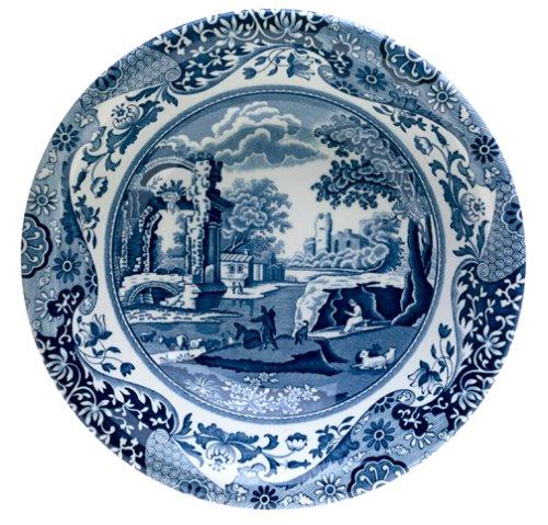 Spode Blue Italian Ascot Cereal Bowl ()