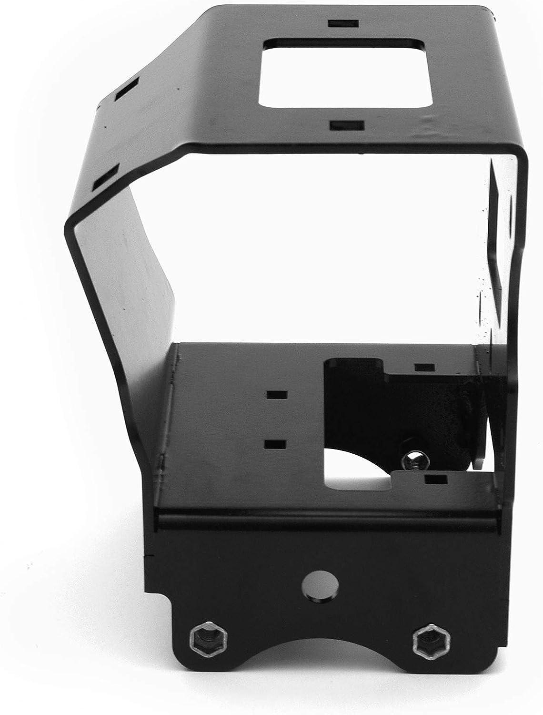 Base//SP//EFI Krator Heavy-Duty ATV Winch Mount Bracket Compatible with Polaris Sportsman 570/ 2014-2021