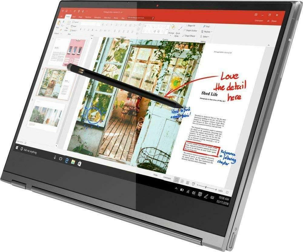 Amazon.com: Lenovo Yoga C930 2-in-1 Laptop, 13.9