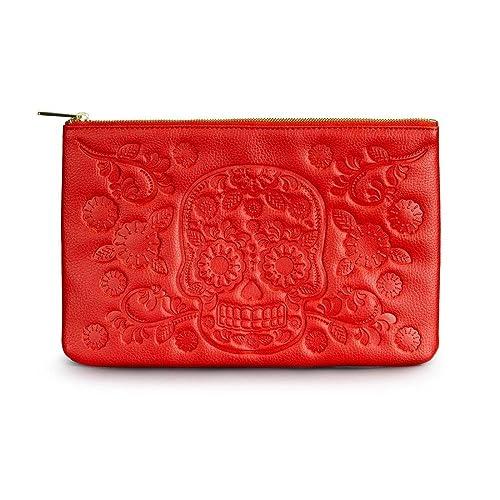 Loungefly - Cartera de mano para mujer rojo rojo Einheitsgröße: Amazon.es: Zapatos y complementos