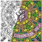 img - for Breadwig Coloring Book Volume 2 (Breadwig Coloring Books) book / textbook / text book