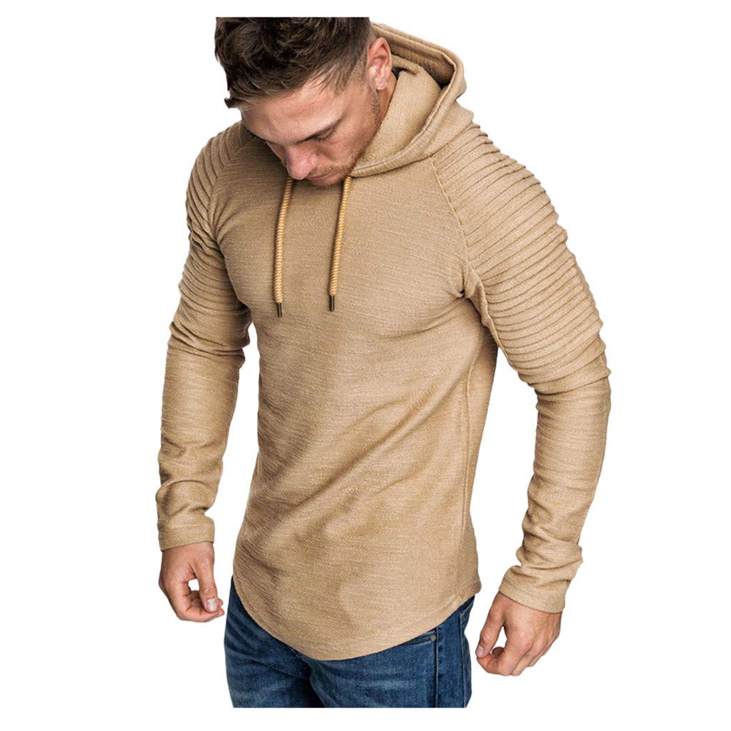 Apparel Pullover,Mens Autumn Long Sleeve Printed Pullover Sweatshirt Top Tee Outwear Blouse for Men Teen Boys