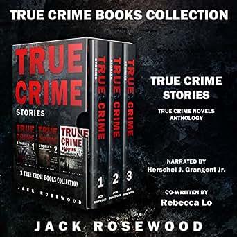Amazon.com: True Crime Stories: 3 True Crime Books
