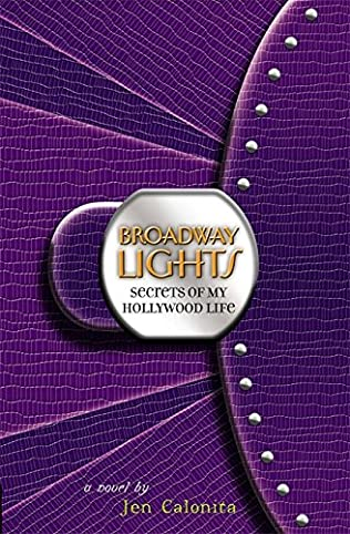 book cover of Broadway Lights