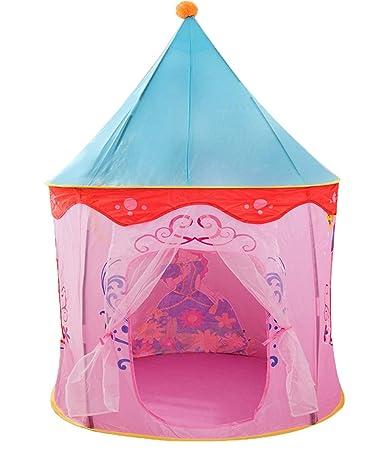 Amazon Com Anyshock Kids Play Tent Mongolia Princess Castle Tent