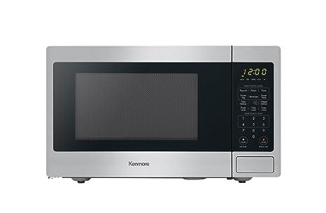Amazon.com: Kenmore 70719 Microondas de encimera compacto ...