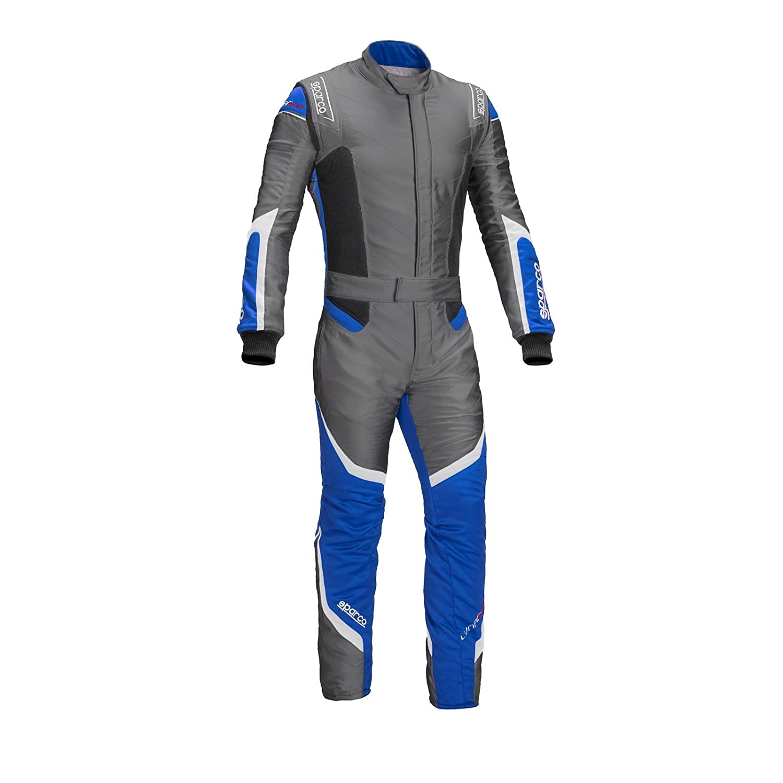 Lunar Grid RS6 66 Wht//Re Sparco 001126866BIRS Suit