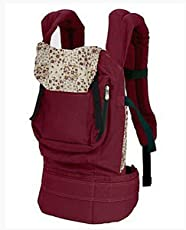 BBCL296 New Red Front Back Baby Safety Carrier Infant Comfort Backpack Sling Wrap Harness-Gaorui 1009