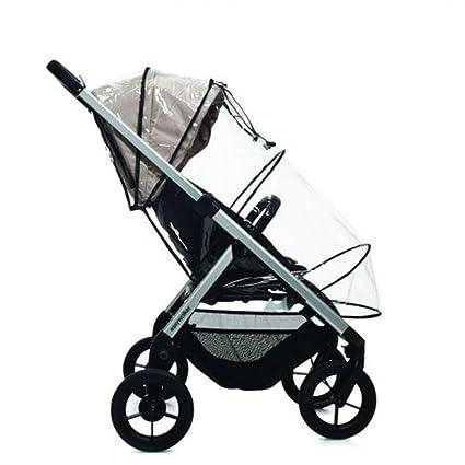 Easywalker - Plástico para lluvia para silla de paseo mini stroller (emo10084) transparente