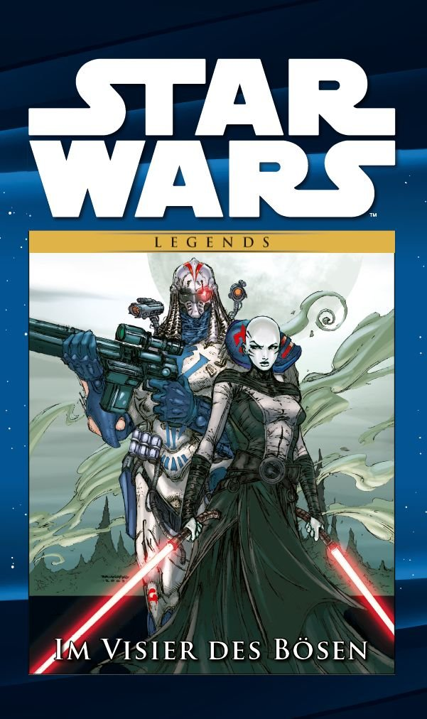 Star Wars Comic-Kollektion: Bd. 29: Im Visier des Bösen Gebundenes Buch – 13. November 2017 Haden Blackmann John Ostrander Scott Allie Dan Parsons
