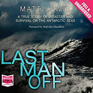 Last Man Off Audiobook