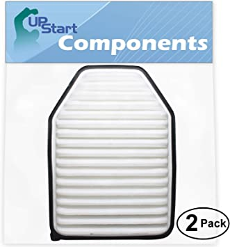 Amazon Com 2 Pack Replacement Engine Air Filter For Jeep Compatible With 2016 Jeep Wrangler 2017 Jeep Wrangler 2015 Jeep Wrangler 2014 Jeep Wrangler 2010 Jeep Wrangler 2012 Jeep Wrangler Automotive