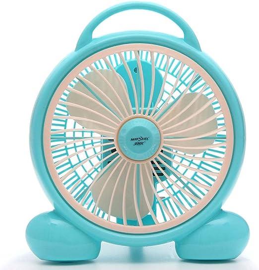 LIX-Mini Fan Ventilador portátil, 9 Pulgadas, 20 vatios, Velocidad ...