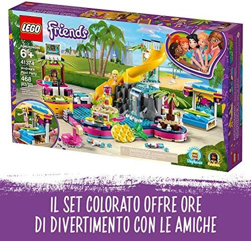 LEGO La Festa In Piscina Di Andrea Costruzioni Piccole