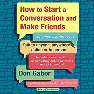 How to Start a Conversation and Make Friends Hörbuch