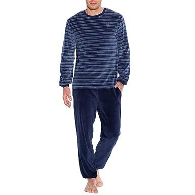 LAPASA PerfectSleep Pantaloni Pigiama per Uomo Abbigliamento da Casa M23