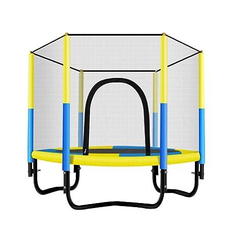 WRRAC-Cama elástica Trampolín para niños Fitness Rebounder con ...