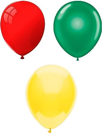 colore giallo Confezione balloons 25 palloncini gonfiabili