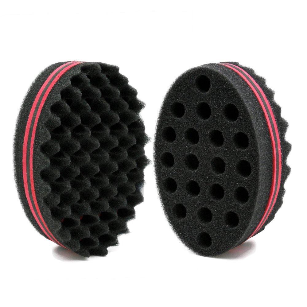 Bewave Big Holes Barber Hair Brush Sponge