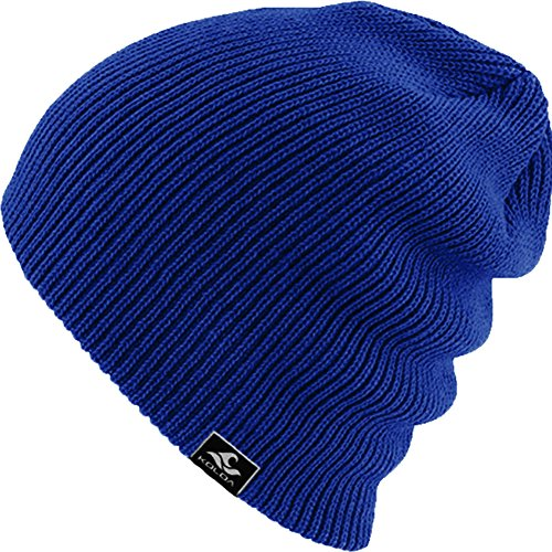 Wave Rasta Beanies - Koloa Surf Co. Original Soft & Cozy Beanies - Royal