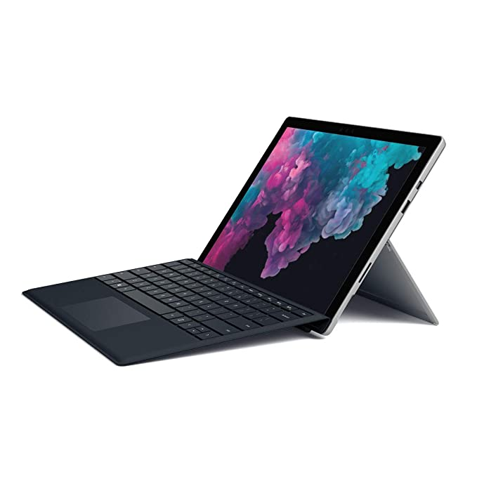 Microsoft Surface Pro 6 (Intel Core I5, 8 Gb Ram, 128 Gb)   Newest Version And Microsoft Surface Pro Type Cover – Black by Microsoft