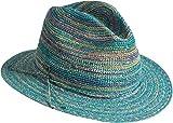 Overland Sheepskin Co Packable Fine Crocheted Raffia Safari Hat