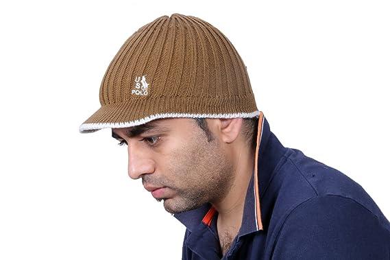 4e899bede Sam International India Woolen Beanie Cap Men and Women Cap ...