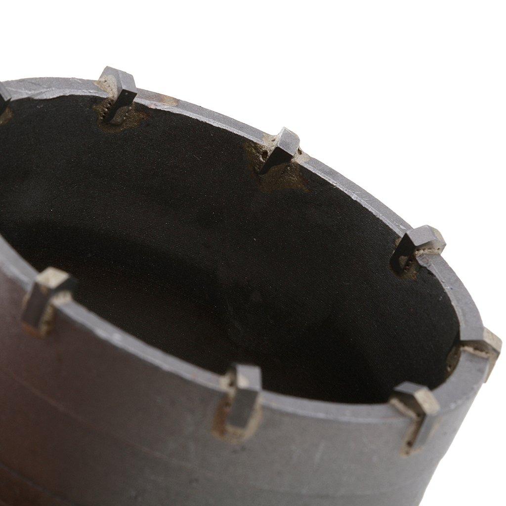 95 mm FLAMEER 1 Unids Carburo Base De Hormig/ón Broca Para Taladro De Pared Sierra De Herramienta De Corte 40-100mm