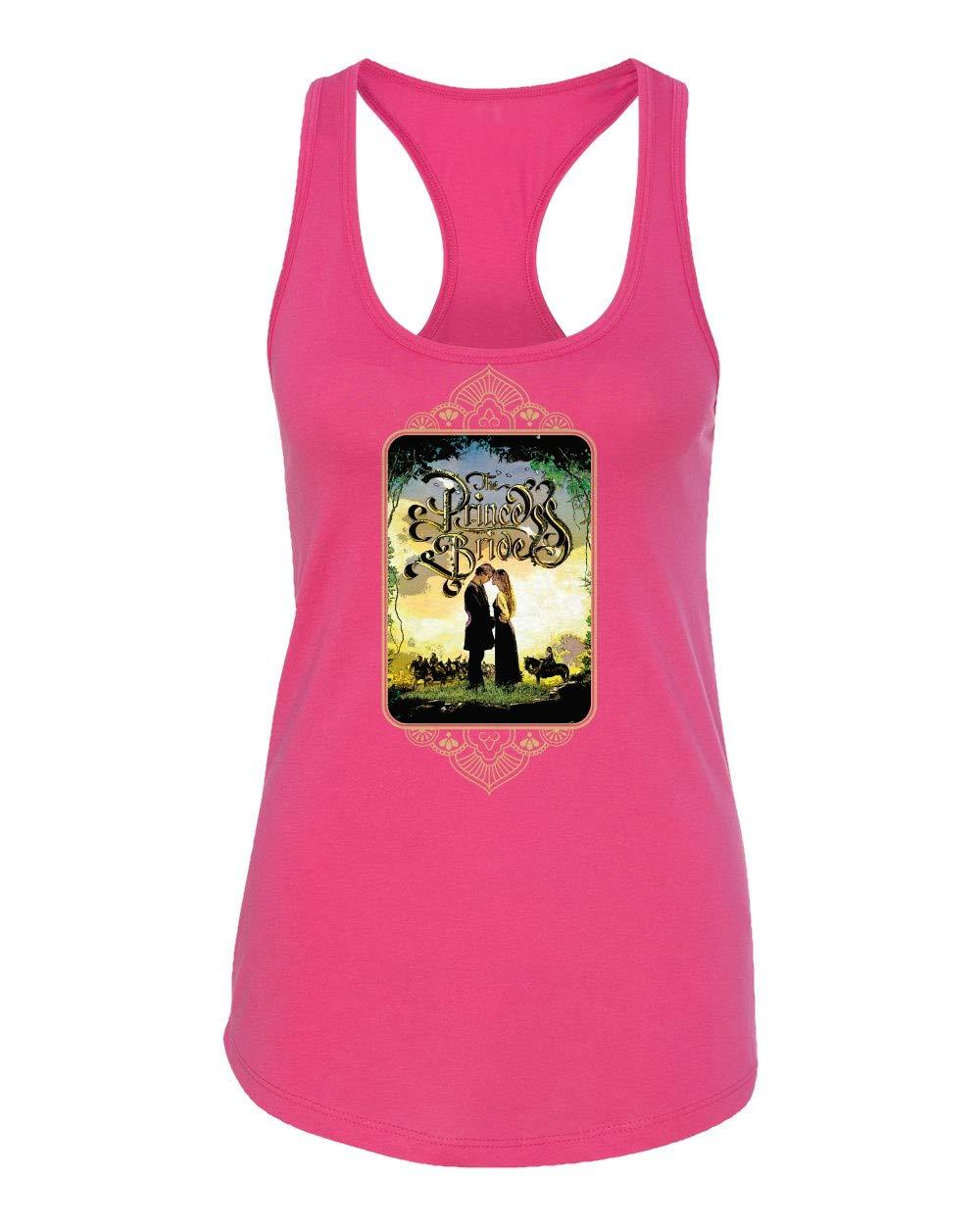 Princess Romantic Movie Racerback Shirts