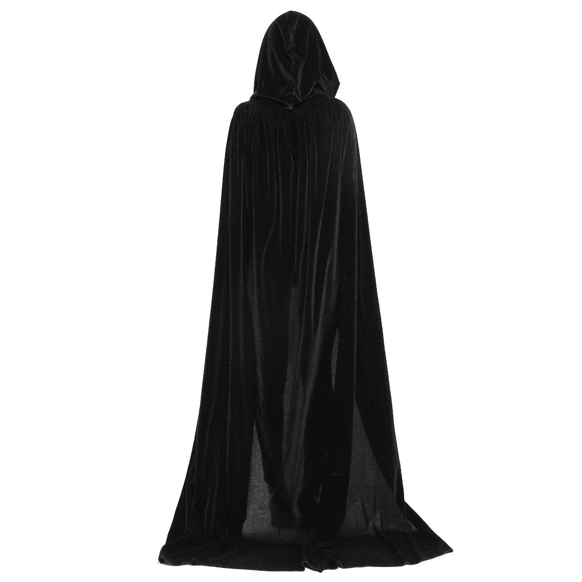 Amazon.com: WESTLINK Capa con capucha disfraz Capa de ...