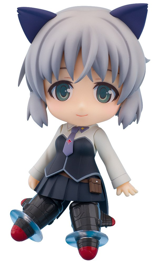Nendoroid Strike Witches 2 Sanya · V · ? ? ? ? ? nicht massstabsgetreue ABS & amp; PVC gemalt Actionfigur Phat! AUG158304